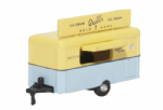 Oxford Diecast NTRAIL004 Mobile Trailer Walls